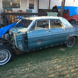 65/66/67 ford galaxie 500 for parts