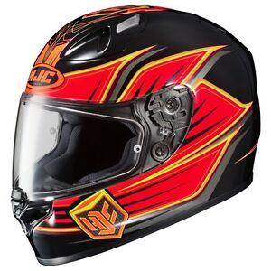 ON SALE HJC FG-17 BANSHEE HELMET(S-2XL)/CASQUE MOTO