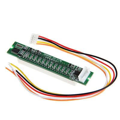 Meter Music Sound Audio Display Analyzer Diy Kit Mini Dual 12led Level Indicator