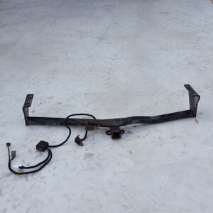 Kia Sorento trailer hitch