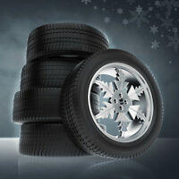 Winter Tires in Burlington - free mounting, balance, and install