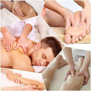 Massage therapy and foot massage