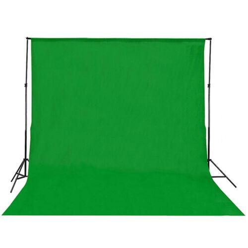 Green Cotton Chromakey Green Screen Muslin Backdrop Photo Photography Background