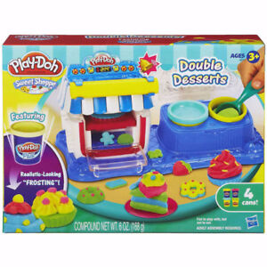 PLAY-DOH - Sweet Shops Double Desserts in Box (NEW & LIKE-NEW)