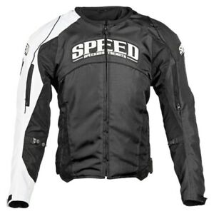 Speed and Strength Top Dead Center Women's Textile Jacket
