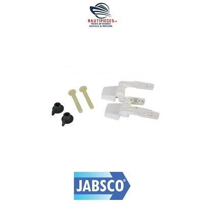 29098-1000 Juego Bisagras Wc JABSCO Manual Compacto Pequeño Modelo