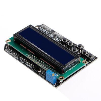 16x2 Lcd Keypad Shield Lcd1602 Module Display For Arduino Lcd Shield Uno Mega