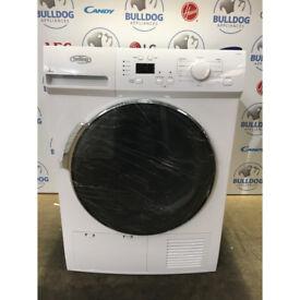 Belling Bel FCD800 White Condenser Tumble Dryer - White