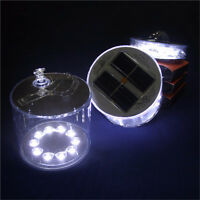 Innovative Off The Grid - Inflatable LED Solar Powered Lanterns