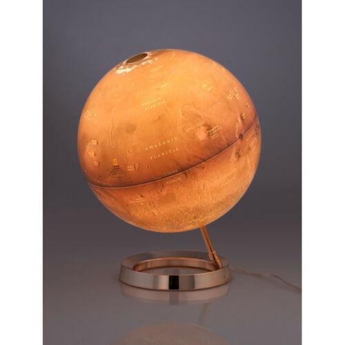 National Geographic 30cm Mars Globe Illuminated