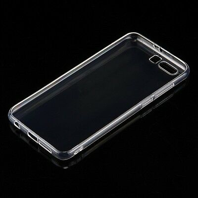 Silikoncase Transparent 0,3 mm Ultradünn Hülle für Huawei Honor 9 Tasche Cover