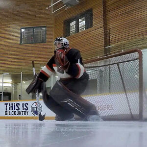 if you need a sub goalie Edmonton Edmonton Area image 1