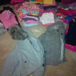 girls all season clothes size 4-6