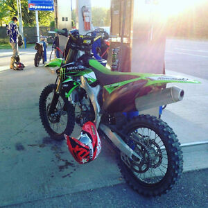 Kx250f 2011 injection