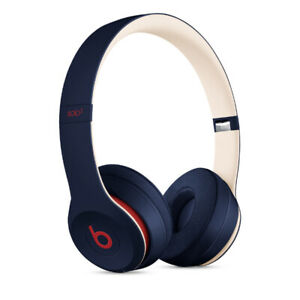 Beats solo 3 wireless club collection navy / sealed