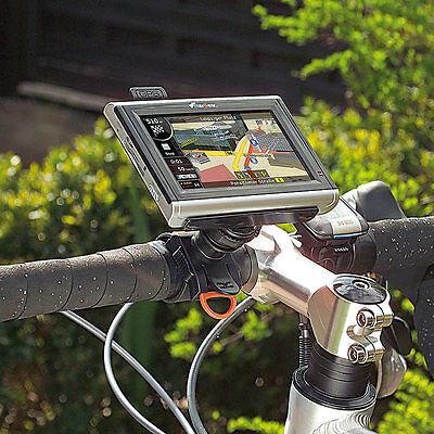Fahrrad Navi Halterungen: Fahrrad-Halterung für TomTom Navigationsgeräte