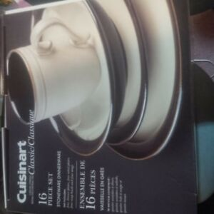 Cuisinart Dinnerware set