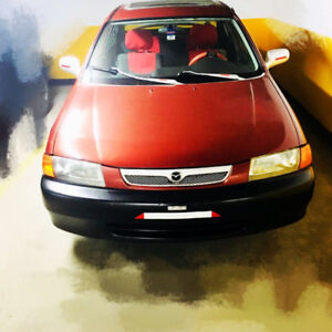 1998 Mazda Protege~reduced price~$1150 for quick sale