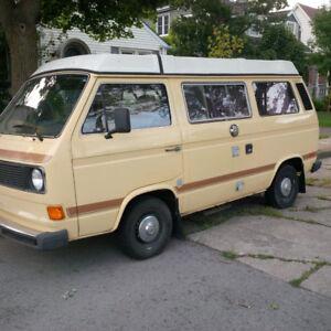 VW Westfalia For Sale