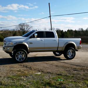 2012 Dodge Ram 2500 Long Horn Cummins diesel