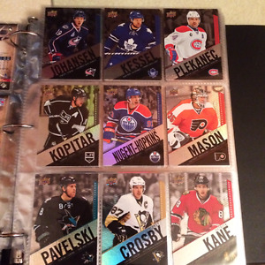 Tim Horton's 2015-16 and 2016-17 Hockey Cards/Sets for sale