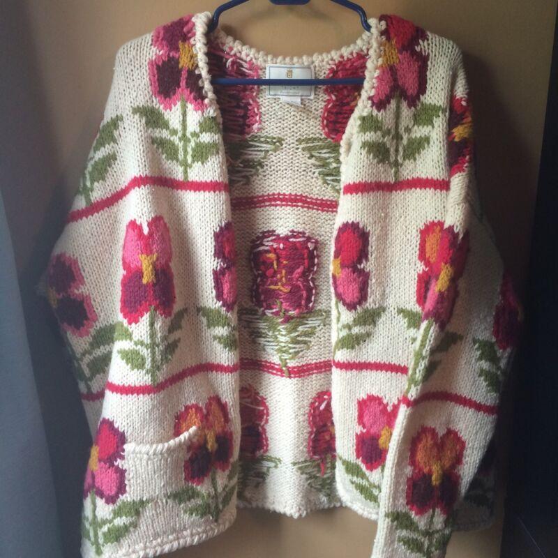 Vintage Grunge Sweater