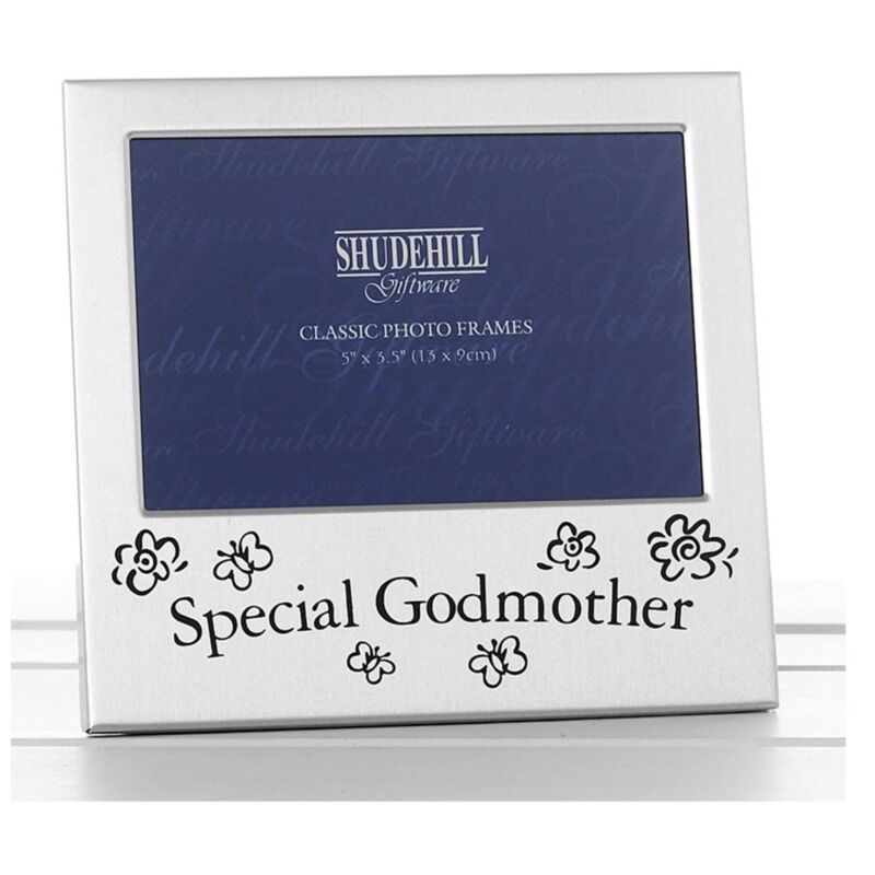 Special Godmother Photo Frame Birthday Father Day Christening Christmas Gifts