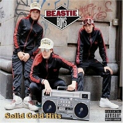 BEASTIE BOYS - BEST OF: SOLID GOLD HITS  CD 15 TRACKS HIP HOP / RAP