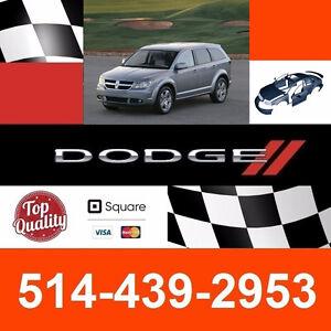 Dodge Journey ■ Fenders and Bumpers ► Ailes et Pare-chocs