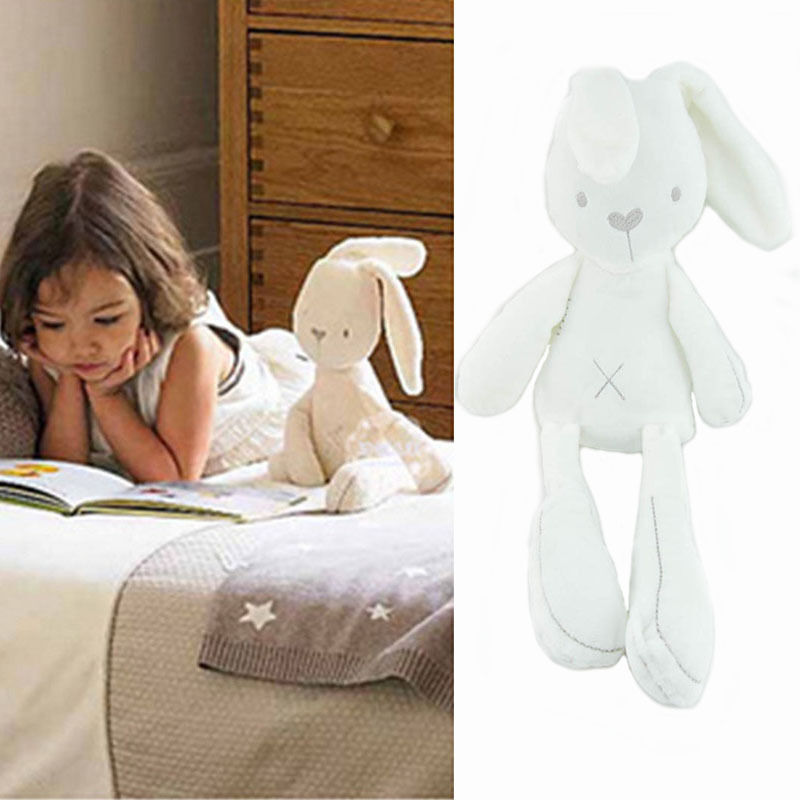 Cute Bunny Soft Plush Toys Rabbit Stuffed Animal Baby Kids S