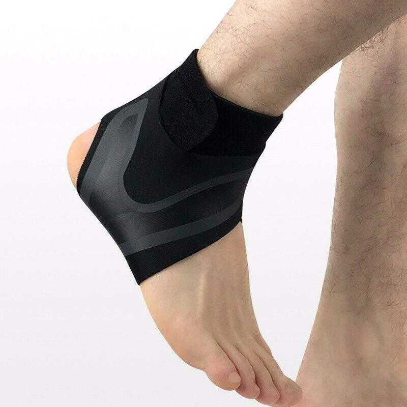 1PC Sports Adjustable Elastic Ankle Brace Support Basketball