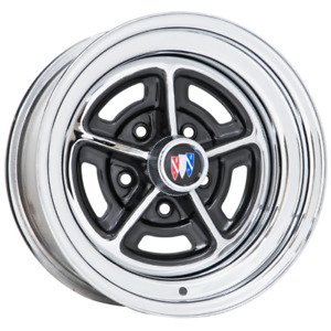 "Buick Rally Rallye Wheels 15"" 5x5"" (5x127mm)"