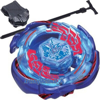 Beyblade BB70 Galaxy Pegasus Pegasis 4D Metal Fusion Constellation with Launcher