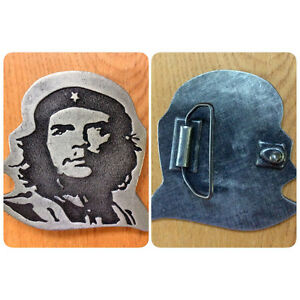 Che Guevara Belt Buckle - St. Thomas