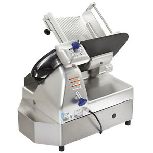 "Vollrath 40954 12"" Heavy Duty Automatic Meat Slicer w Safe Blade Kitchener / Waterloo Kitchener Area image 1"