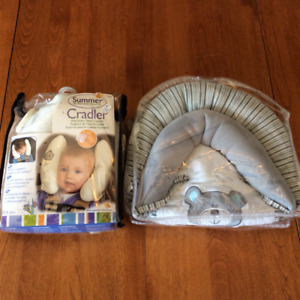 Infant Head Supports for your baby car seat