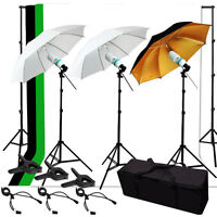 KIT TELEVISION - PRODUCTION - GREEN SCREEN - KIT COMPLET -390$