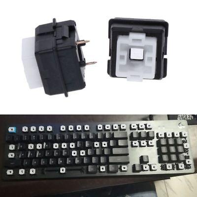 2pcs Romer-g Switch Omron Axis For Logitech G910 G810 G413 K840 Rgb Keyboard