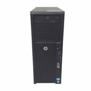 HP Z420 Workstation E5-1650 3.2GHz, 32GB, 250GB, Win 10 Pro