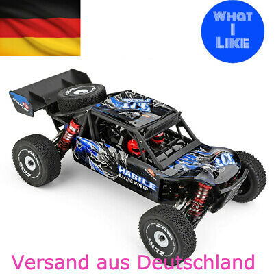 Wltoys 124018 1/12 RC 2.4G 4WD 60km/h RTR auto. Dune buggy