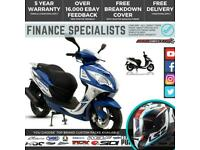 Sinnis Shuttle 125 EFi 125cc Euro 4 Commuter Scooter *UK DELIVERY & Finance*