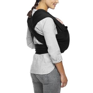 MOBY baby wrap - black