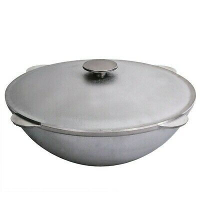 Sale ! New Original Premium Quality Uzbek Kazan Cookware 22 Liters. USA Seller !
