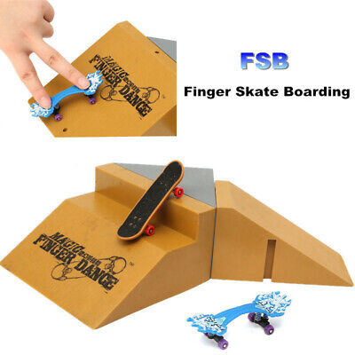 For Tech Deck Fingerboard Mini Finger Skate Board Slope Stair Ramp Ultimate Park segunda mano  Embacar hacia Argentina