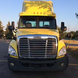Take Over truck Lease w/ Business, US-Canada trips or Canada