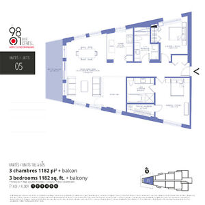 BRAND NEW LUXURIOUS CONDOS - RENT or BUY West Island Greater Montréal image 9