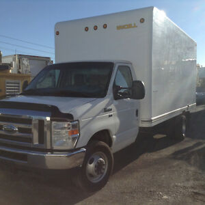 2012 Ford E450  super duty cutaway Other