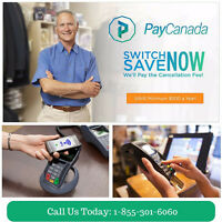 PayCanada Merchant Service Provider 1.21% 1.23%