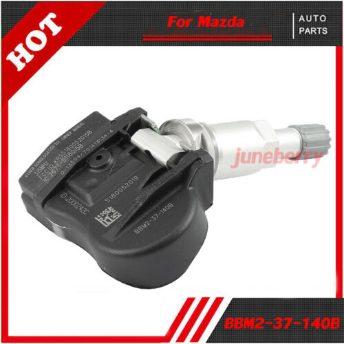 1 X TIRE PRESSURE SENSOR MONITOR TPMS for Mazda 2 3 5 6 CX7 CX9 MX5 BBM2-37-140