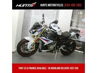 2018 '18 BMW S1000R Sport ABS. 1 Owner. ONLY 428 MILES. See Ad. For Spec. £9,795
